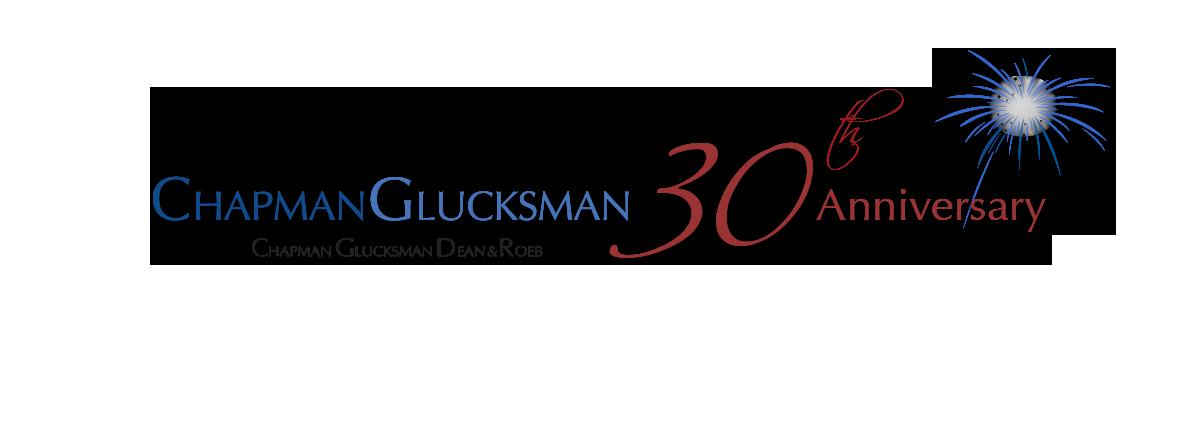 ChapmanGlucksman 30th Anniversary